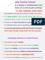 Demand Forecasting 2017