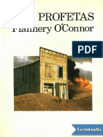 Flannery o connor - Los profetas.pdf