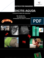 Apendicitis. Diagnóstico Por Imágenes.