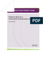Infrastructure Project Plan