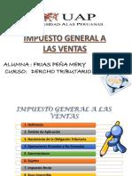 Impuesto General a La Venta( Igv)