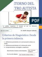 3.Trastorno Del Espectro Autista y Tdah