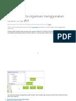 Mencipta Carta Organisasi Menggunakan Grafik SmartArt