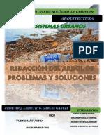 Arbol de Problemas y Soluciones Ortiz Muñoz Diana Estudillo Amanda Pool Yenifer Casanova