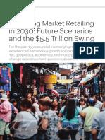 Emerging Market Retailing in 2030