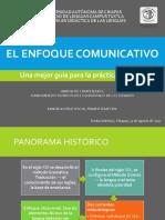 1Expo El Enfoque ComunicativoOscar
