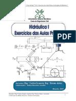 Exercícios das Aulas Práticas de HIDRÁULICA I.pdf