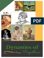 Important Dynasties of Rajasthan