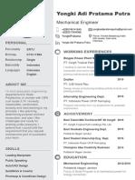New Edit CV(Mech)