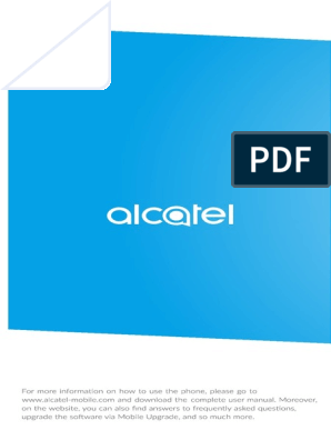 User Guide en Alcatel 2008G   Electrical Connector   Battery Charger