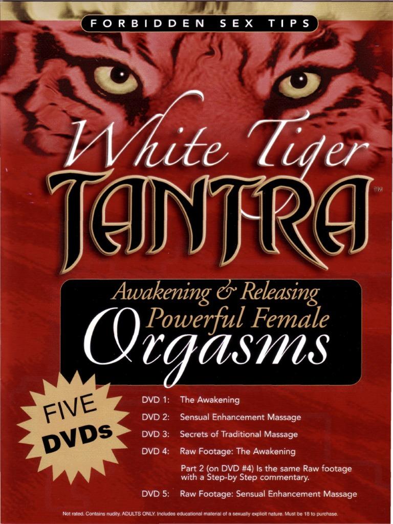 White Tiger Tantra Handbook