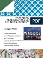 Globalisation Brochure