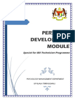Personal Development Module