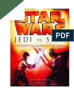 Sith VS Jedi - La Guia Esencial de la Fuerza.pdf