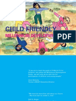 Child-friendly Millennium Development Goals