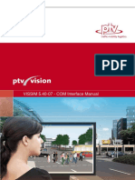 Vissim COM Manual v5.40