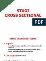 Sesi 7 c Studi Cross Sectional 2016