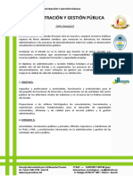 Diplomado_ Administración y Gestión Pública