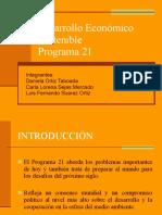 desarrollosostenibleprograma21-090514231641-phpapp02