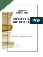 Literatūros-Konspektas-Abituirentui