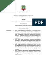1 Perda Rtrw Konawe Utara 2012-2032