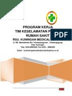 Program Kerja Sasaran Keselamatan Pasien