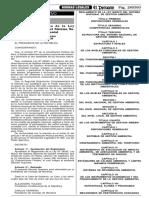 Reglamento 28245 008-2005