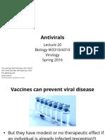 Antivirals Lecture
