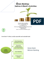 Bangladesh Bank Presentation on Green Banking
