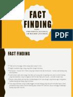 Fact Finding Manajemen Industri