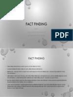 Fact Finding Manajemen Industri (1)