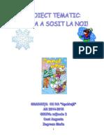 Iarna a Sosit La Noi (1)