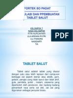 Tugas Formulasi Teknologi Sediaan Obat Padat Ppt (Final)