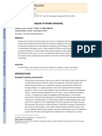 Systems-Level Analysis of Innate Immunity