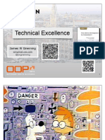 OOP 2015 Technical Excellence.key
