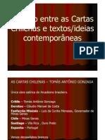 Literatura Cartas Chilenas e Textos Contemporanreos