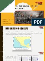 Terremoto Mexico-19 de Septiembre 2017