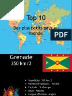 Top 10 Des Plus Petits Pays Au Monde