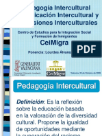 Intercultural Communication, Pedagogy and Dimensions.