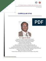 CV - Tapan Kr Ghosh
