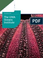 2015 UWA Oceans Institute Annual Report