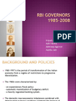 RBI Governors 1986-2007 (1)