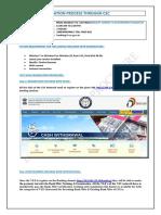 Bank Mitra Exam Procedure