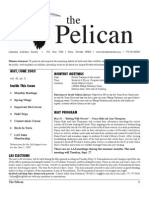 May-June 2005 Pelican Newsletter Lahontan Audubon Society