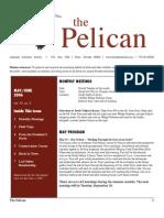 May-June 2006 Pelican Newsletter Lahontan Audubon Society