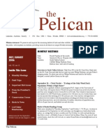 July-August 2006 Pelican Newsletter Lahontan Audubon Society