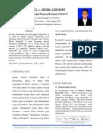Laporan Praktikum Rangkaian Elektrik 1 Hukum Kirchoff