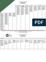 Tabela Provas Anteriores EsFCEx