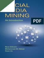 Cambridge University Press Social Media Mining an Introduction 2014