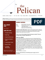 July-August 2007 Pelican Newsletter Lahontan Audubon Society